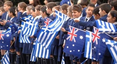 Young Greek Australians in Melbourne. ©au.Greekreporter