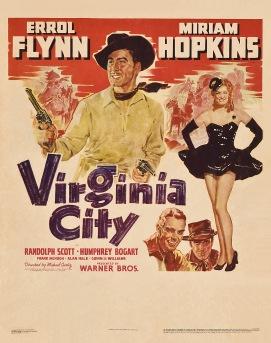 Poster - Virginia City_41