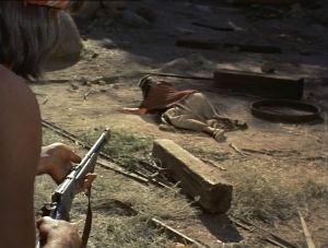 Massai, about to kill Nalinle