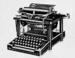 the-remington-2-the-first-typewriter-everett