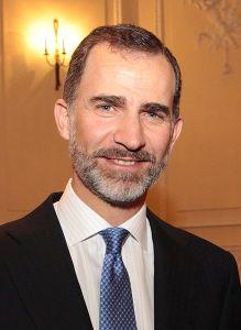 Felipe IV, abril de 2015