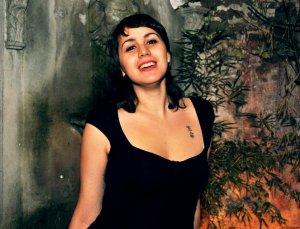 María Cueto Foto tomada de http://www.mariacueto.com.ar