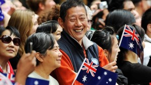 Asian Australians are the third largest Minority in Australia