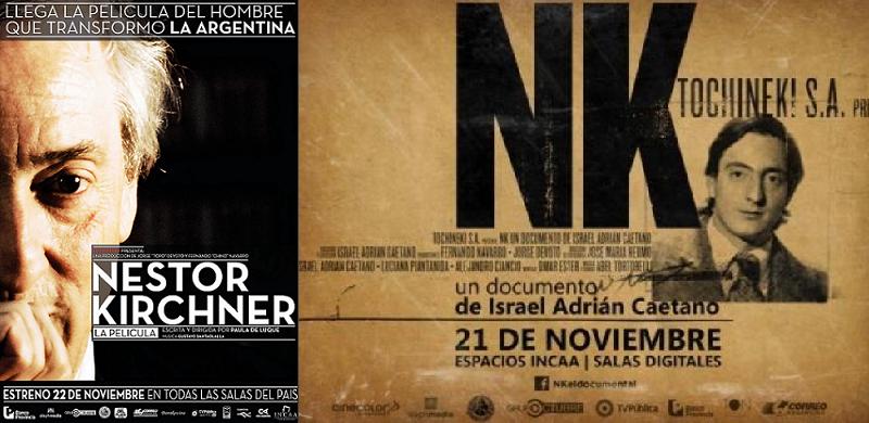 Nestor Kirchner, la película, NK
