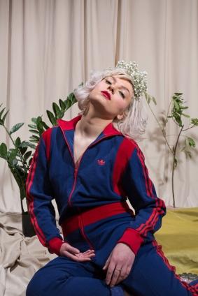 Model:Anna Bozovic. MUA: Leidy Urrea. Assistant: Ahmed