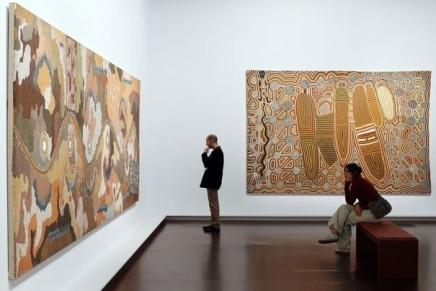 Australian Aboriginal Art Collection at the Quai Branly Museum