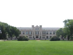 University of Saskatchewan.