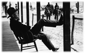 Henry Fonda as the charismatic marshal of Tombstone, Wyatt Earp source: Google Images