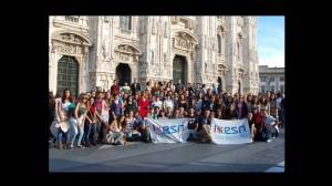 ESN Association of Milan