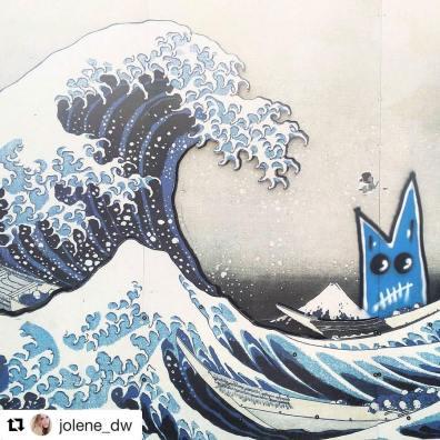 Instagram Repost Of KEEF's Wave
