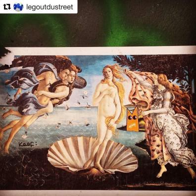 Instagram Repost of KEEF's Venus