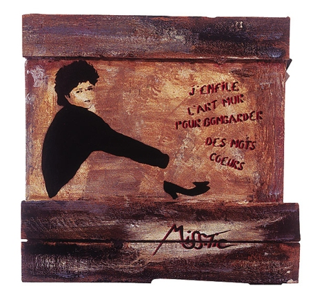 Jenfile l'art mur
