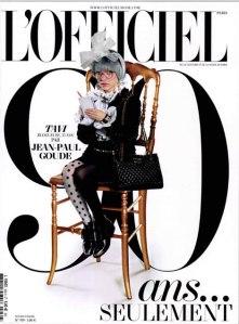 Tavi-l-Officiel-Paris-October-2011-cover-by-Jean-Paul-Goude