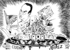 Calderón-guerra contra narco-crítica